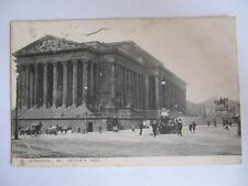 St. George's Hall, Liverpool - Vintage Postcard (Posted 1904)