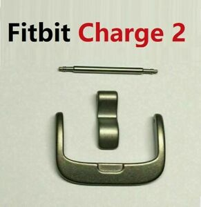 Fitbit Charge 2 Metal Wrist Strap Band Belt Buckle Accessories Replacement Parts