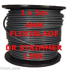 5M DR Trimmer Decespugliatore Linea 4.0 mm flexiblade Heavy Duty Nylon linea di taglio