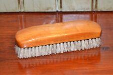 Vintage Mohawk Grooming Brush Satinwood made in USA