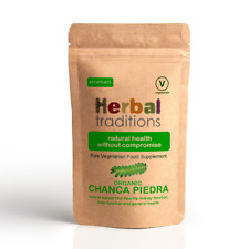Herbal Traditions Organic Chanca Piedra Capsules - for kidney support