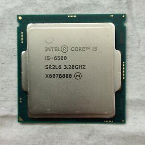 Intel I5-6500 3.20ghz 6mb Quad Core SR2L6 CPU Processor