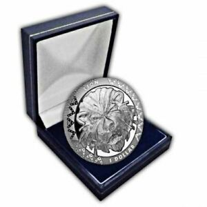 The Big Five 2019 The Lion Cupro Nickel Coin in a box