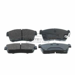 Daihatsu Sirion Hatchback 2005-2010 1.0 1.3 1.5 Front Brake Pads W109-H45-T14.8