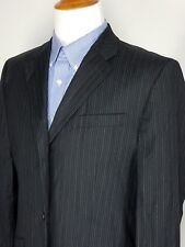 BANANA REPUBLIC Men's Pinstriped Wool Sport Coat Blazer Jacket Size 44R