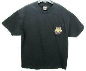 2009 Harley-Davidson Daytona Beach Size XL T Shirt Pocket