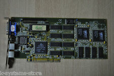 Acorp 3Dfx Voodoo Rush 6Mb PCI 500-0005-04 3Dfx RARE PCI VIDEO CARD Working
