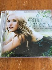 All the Right Wrongs [EP] by Emily Osment (CD, Oct-2009, Wind-Up)