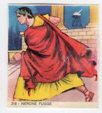 figurina IMPERO ROMANO IMPERIA 1963 REC numero 219