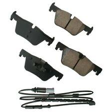 Akebono EUR1613 Rear Ceramic Brake Pad (Axle Set) 12 Month 12,000 Mile Warranty