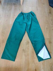 Alpha Solway Chemmaster Trousers large waterproof over leggings hiking
