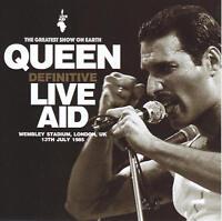 QUEEN RARE LIVE 2 CD WEMBLEY LONDON ENGLAND 1985 LTD. JAPAN CD INCL.BONUS DISC