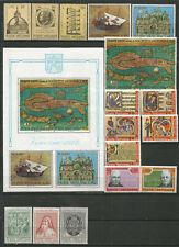 Vatican Year 1972 Complete Sleeveless Mint Nh MNH