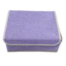 Storage Box Underwear Fold Desktop Drawer Multifunction Convenience Box Cover S3