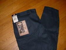 NWT Dickies Mens Original Fit 874 Twill Work Pant Flat Front Dark-Navy 48X32