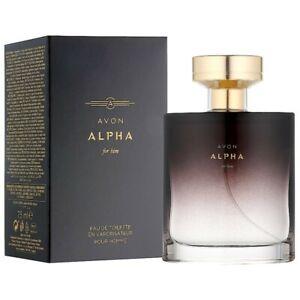 Alpha for Him Avon