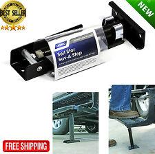 RV Step Stabilizer Adjustable Stair Brace Stand Travel Trailer Jack Camper Ladde