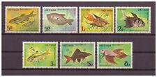 Vietnam, Fische MiNr. 1453 - 1459, 1984** MNH