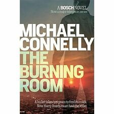 The Burning Room by Michael Connelly (Paperback) - New Book