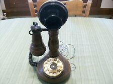 Candlestick Telephone- Vintage 1973- Deco-Tel Great Condition