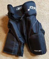 New listing Reebok hockey pants Black Youth size large Jdp Jopa Mint Condition
