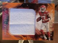 2019 Origins Orange Jumbo Jersey Non Auto Mecole Hardman Jr. RC 43/75 🔥🔥🔥