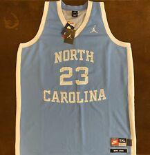 Rare Vintage Nike Legacy Unc North Carolina Tar Heels Michael Jordan Jersey