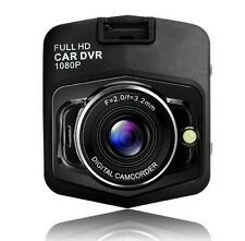 2.4'' LCD Car DVR 1080P HD Camera Video Recorder Dash Cam With 16G SD Card Black