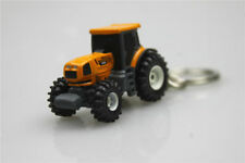 UH 1:87 Renault Agriculture bruder  Metal key ring pendant alloy car models