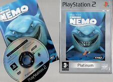 FINDING NEMO ~PLAYSTATION 2 WITH MANUAL~ **FREE P&P**