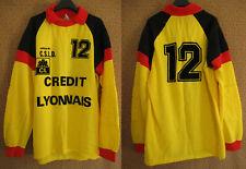 Maillot Handball CSLD Porté Vintage Adidas crylor JDA Dijon Handball - L