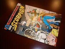 Atlas Comics Scorpion # 2 High Grade 8.0-8.5