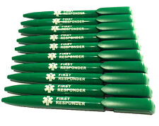 20 x Quality Pens Branded First Responder with Black Ink - Paramedic Ambulance
