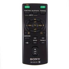 *NEW* Genuine Sony SS-WCT60 Sound Bar Remote Control