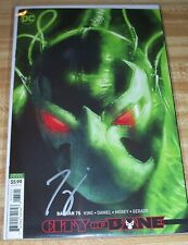 Batman #75! (2018) Dell'Otto Variant! Signed by Writer Tom King! NM! COA!