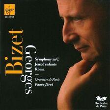 Bizet: Symphony in C / Jeux D'Enfants / Roma 2010 by Bizet; Orchestre de P ExLib