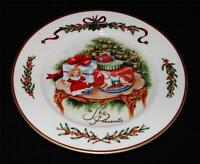 Royal Gallery QUEENSBERRY Federated Dept Store THE PRESENTS Accent Salad Plate