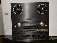 TEAC X-1000RB PROF Reel to Reel Tape Deck  120-240V just calibrated,its hot.