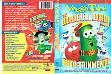 Veggie Tales:The Wonderful World of Auto-Tainment-2003-Animated-Movie-DVD