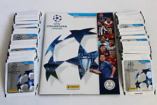 Panini UEFA CHAMPIONS LEAGUE 2012/2013 12/13 – 100 TÜTEN PACKETS + EMPTY ALBUM
