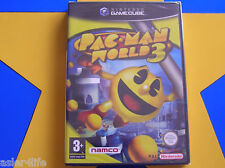 PAC-MAN WORLD 3 (NEW&SEALED)  GAMECUBE - Wii Compatible