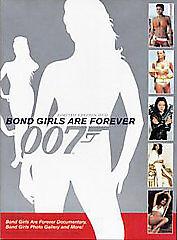 Bond Girls are Forever (DVD, 2006)