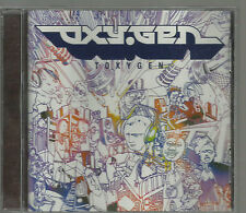 OXY.GEN - TOXYGEN 2002 BILLIE JEAN MICHAEL JACKSON COVER TOP RARE OOP CD POLAND