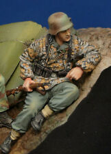 1/35 scale Waffen SS soldier.