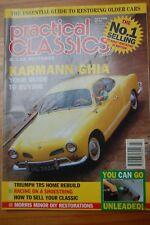 Practical Classics July 1994 Vol15 No3 Buying Karmann Ghia + Triumph TR5 Restore