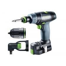 Festool Txs 564512 Cordless Drill