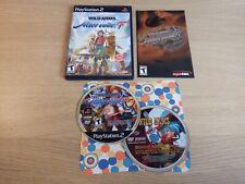Wild Arms: Alter Code F w/ bonus disc (PlayStation 2 PS2) [Complete in Box CIB]