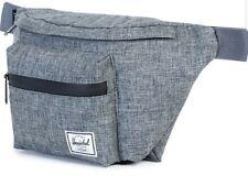 NWT!  Herschel Supply Co Seventeen Fanny Hip Waist Shoulder Pack Bag Raven