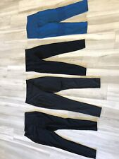 Maternity Exercise Leggings Size M And L For Growing Bellies And Bump Support