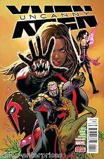 Uncanny X-Men #11 Comic Book 2016 - Marvel